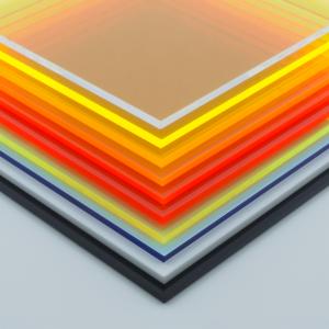 Acrylglas PMMA XT Plexiglas Zuschnitt Scheibe zusammenfassung