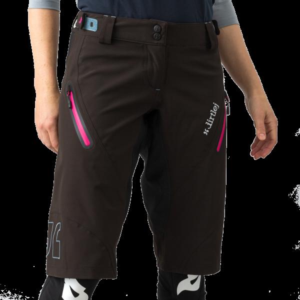 dirtlej trailscout waterproof shorts ladies
