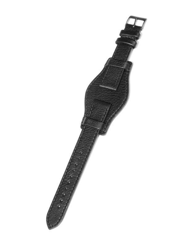 KHS Armband Lederband G-Pad 22mm