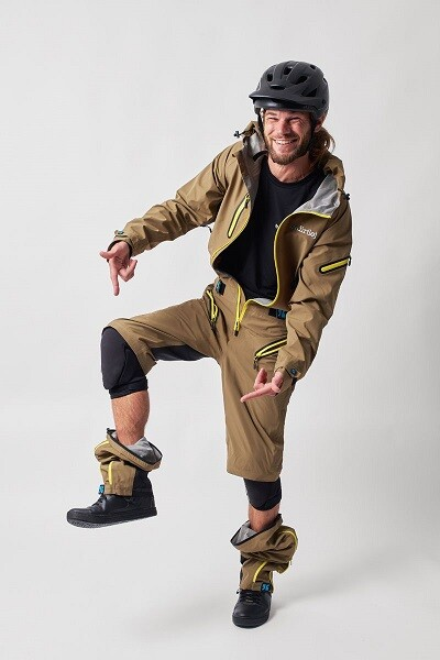 dirtlej core edition sand Matschoverall
